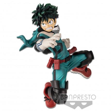 Figurine - My Hero Academia - The Amazing Heroes Vol.1 - Izuku Midoriya - Banpresto
