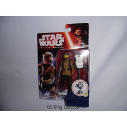Figurine - Star Wars - Jungle/Space Wave - Resistance Trooper - Hasbro