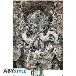 Poster - Cthulhu - Cthulhu - 91.5 x 61 cm - ABYstyle