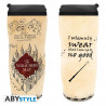 Mug de voyage - Harry Potter - Carte du Marauder - 355 ml - ABYstyle