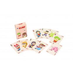 Jeu de cartes - Dr Slump - Poker - SD Toys
