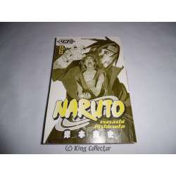 Manga - Naruto - Volume n° 43 - Masashi Kishimoto - Sans jaquette