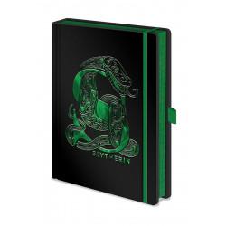 Carnet de notes - Harry Potter - Serpentard Premium A5 - Pyramid International