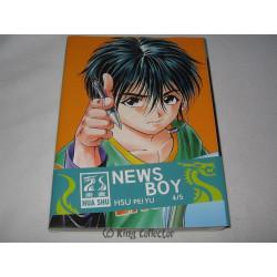 Manga - News Boy - Volume n° 04 - Hsu Pey Yu