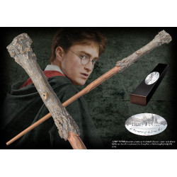 Réplique - Harry Potter - Baguette Harry Potter (ed. personnage) - Noble Collection