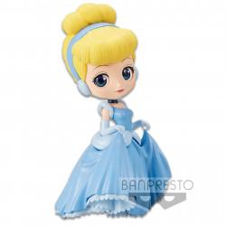 Figurine - Disney - Q Posket - Cendrillon Normal Color ver. - Banpresto