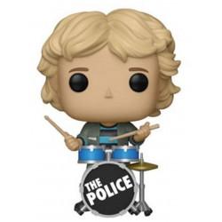 Figurine - Pop! Rocks - The Police - Stewart Copeland - Vinyl - Funko
