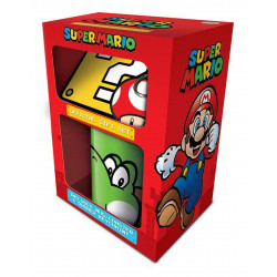 Coffret - Nintendo - Super Mario Bros. - Yoshi - Pyramid International
