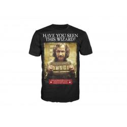 T-Shirt - Harry Potter - Sirius Black - Bioworld Merchandising