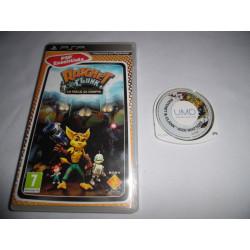 Jeu PSP - Ratchet and Clank: La Taille ca Compte (Essentials)