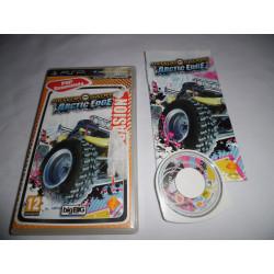 Jeu PSP - MotorStorm : Arctic Edge (Essentials)