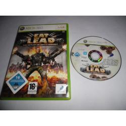 Jeu Xbox 360 - Eat Lead