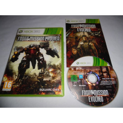 Jeu Xbox 360 - Front Mission Evolved