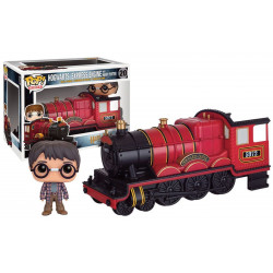 Figurine - Pop! Movies - Harry Potter - Harry Hogwarts Express Engine - Vinyl - Funko