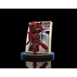 Figurine - Q-Fig - Marvel - Deadpool 4D - QMX