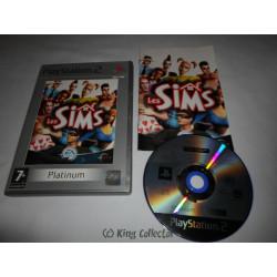 Jeu Playstation 2 - Les Sims (Platinum) - PS2