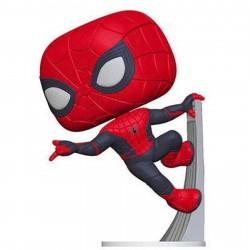 Figurine - Pop! Marvel - Spider-Man : Far From Home - Upgraded Suit - Vinyl - Funko