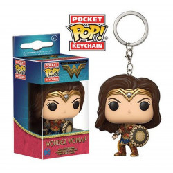 Porte-clé - Pocket Pop! Keychain - Wonder Woman - Funko