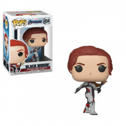 Figurine - Pop! Marvel - Avengers Endgame - Black Widow - Vinyl - Funko