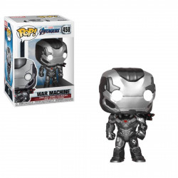 Figurine - Pop! Marvel - Avengers Endgame - War Machine - Vinyl - Funko