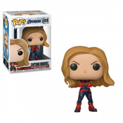 Figurine - Pop! Marvel - Avengers Endgame - Captain Marvel - Vinyl - Funko