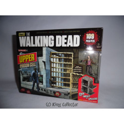 Jeu de construction - The Walking Dead - Prison Cell n°3 - McFarlane