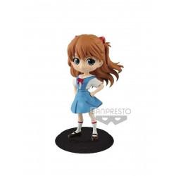 Figurine - Evangelion - Q Posket - Asuka Langley Ver. A - Banpresto