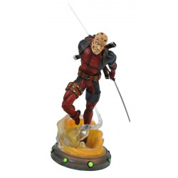 Figurine - Marvel Gallery - Deadpool Unmasked - Diamond Select