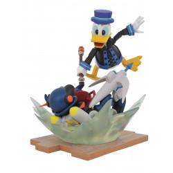Figurine - Kingdom Hearts Gallery - Donald Duck - Diamond Select