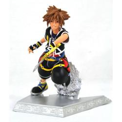 Figurine - Kingdom Hearts Gallery - Sora - Diamond Select