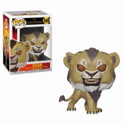 Figurine - Pop! Disney - Le Roi Lion - Scar - Vinyl - Funko