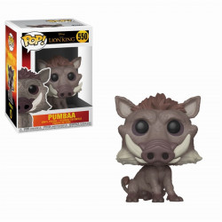 Figurine - Pop! Disney - Le Roi Lion - Pumbaa - Vinyl - Funko