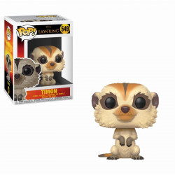 Figurine - Pop! Disney - Le Roi Lion - Timon - Vinyl - Funko