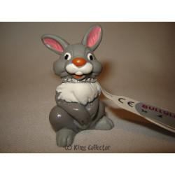 Figurine - Disney - Bambi - Panpan / Thumper - Bullyland