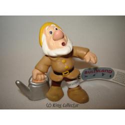 Figurine - Disney - Blanche Neige et les Sept Nains - Atchoum - Bullyland
