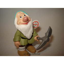 Figurine - Disney - Blanche Neige et les Sept Nains - Dormeur - Bullyland