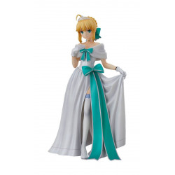 Figurine - Fate / Grand Order - Saber / Altria Pendragon Heroic Spirit Formal Dress - Good Smile Company