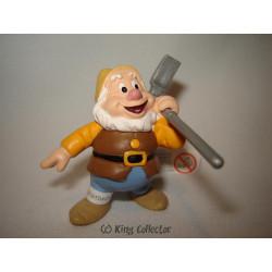 Figurine - Disney - Blanche Neige et les Sept Nains - Joyeux - Bullyland