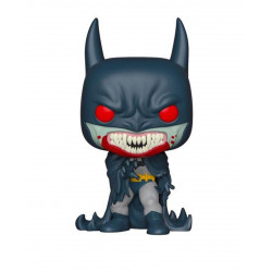 Figurine - Pop! Heroes - Red Rain Batman (1991) - Vinyl - Funko