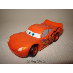 Figurine - Disney - Cars - Flash McQueen - Bullyland