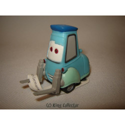 Figurine - Disney - Cars - Guido - Bullyland