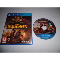 Jeu Playstation 4 - The Dwarves - PS4