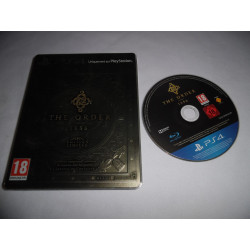 Jeu Playstation 4 - The Order : 1886 (Edition Limitée) - PS4