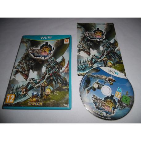 Jeu Wii U - Monster Hunter 3 Ultimate