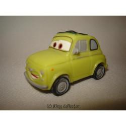 Figurine - Disney - Cars - Luigi - Bullyland