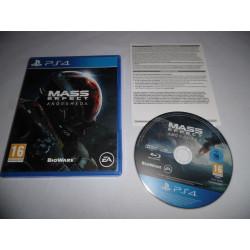 Jeu Playstation 4 - Mass Effect Andromeda - PS4