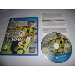 Jeu Playstation 4 - FIFA 17 - PS4