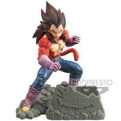 Figurine - Dragon Ball GT - Super Saiyan 4 Vegeta - Banpresto