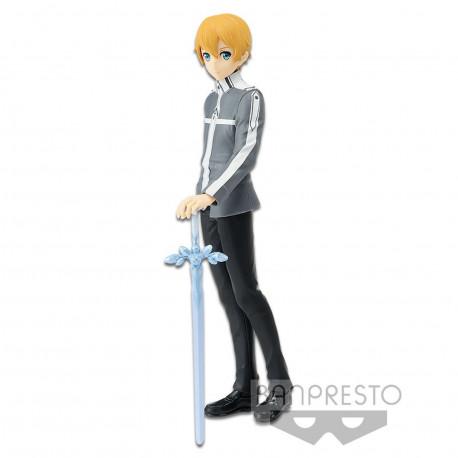 Figurine - Sword Art Online Alicization - EXQ Eugeo - Banpresto