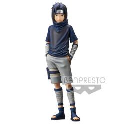 Figurine - Naruto Shippuden - Grandista - Sasuke - Banpresto
